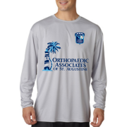 PDA Long Sleeve Training Shirt