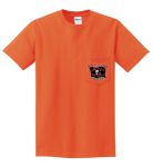 2300 Orange Logo Front