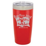 Red Stainless Tumbler