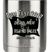 Rum Fest 2017 10oz Sea Cup
