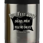 Rum Fest 2017 12oz Can Hugger Sea Cup